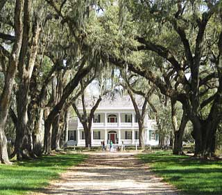 Louisiana plantations homes with southern charm for Civil war plantation homes for sale
