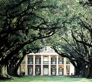 Southern Plantations Famous Historical Homes - Scarletts Crib
